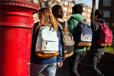 Рюкзаки, портфели, ранцы школьные ортопедические
