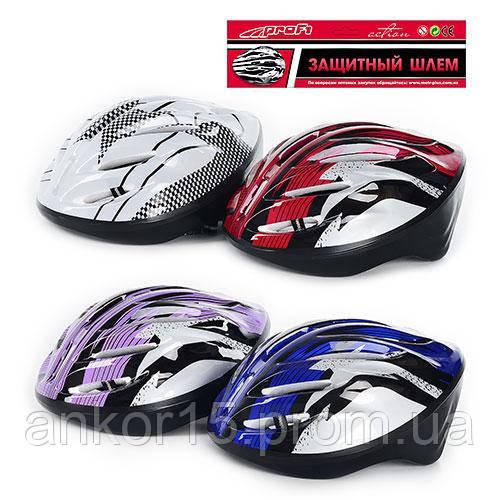Шолом Profi MS0033 для роликів, скейта, велосипеда