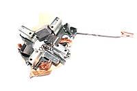 Щеточный узел стартера (железный корп.) дв.406,405 редукт.стартер (пр-во Россия)