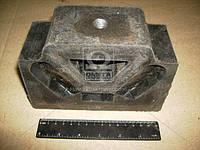 Подушка опоры двигатель ЗИЛ БЫЧОК задняя (производитель Россия) 4319-1001050