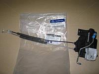 Привод замка двери (Производство Mobis) 813201J020