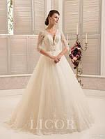 Свадебное платье 16-580