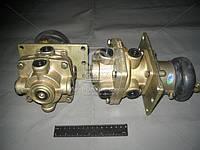 Кран тормозная 2- секционный (производитель ПААЗ) 100.3514008-30