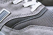 Кроссовки мужские New Balance 997 Grey топ реплика, фото 3
