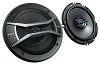 Автоколонки Pioneer TS-1626, автомобильные акустические динамики колонки, автоколонки коаксиальные 16 см