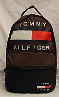 Ранец Рюкзак  для подростка стильный Городской Wallaby Tommy Hilfiger, Тимми Хилфиджер 17-8201-3