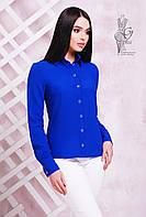 Классические женские рубашки Бенд-4 с длинным рукавом