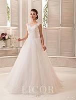 Свадебное платье 16-582