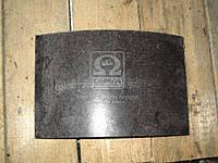 Накладка тормоз МАЗ, КРАЗ задний (Производство УралАТИ) 200-3502105