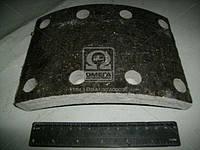 Накладка торм. КАМАЗ сверл. (140х15-19) (пр-во Фритекс) 53212-3501105 сверл.