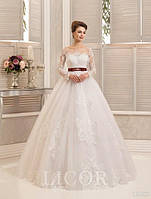 Свадебное платье 16-585