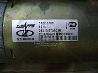 Стартер ВАЗ 2101-2107, 2121 (на по старого магнитах) (производитель г.Самара) 5722.3708000