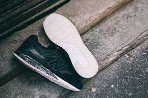 Мужские кроссовки New Balance 997.5 All Black топ реплика, фото 2