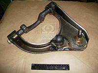 Рычаг верхний с шарнирами и осью правый (производитель ГАЗ) 3110-2904100