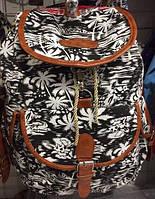Стильный молодежный рюкзак на шнурке