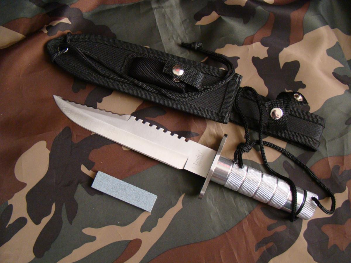 Нож Linder Survival Knife