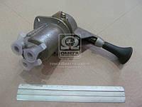Кран тормозной образца действия (Производство г.Рославль) 100.3537010