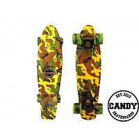 "Скейт крузер Candy 22""  Camo"