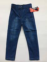 Леггинсы джинсы на девочку 3-7 лет весна