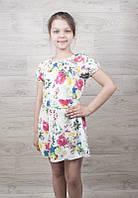 Платье детское на девочку (от 2 до 8 лет)