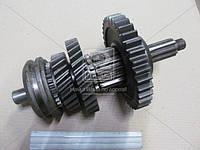 Вал вторичный КПП ГАЗ 53 в сборе (Производство Россия) 53-12-1701100