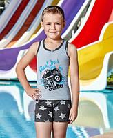 BERRAK Комплект майка+шорты для мальчика 5326