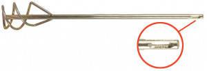 Миксер для строительных смесей Профи, хвостовик SDS-PLUS, 80x400 мм, фото 2
