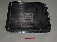 Радиатор водяного охлаждения КАМАЗ 54115 с повышенойтеплоотд (3-х рядный) (производитель ШААЗ)