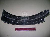 Колодка тормозная ЗИЛ 5301 заднего длинная клепанная 5301-3502092