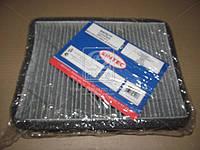 Элемент фильтр воздушного салона ВАЗ 2110-12 угольный (производитель SINTEC) 2111-8122012