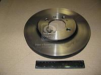 Диск тормозной BMW 3 передний, вент. (Производство TRW) DF2550