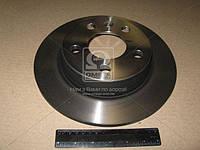 Диск тормозной FORD, SEAT, VW, задней (Производство TRW) DF2777
