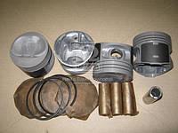 Поршень цилиндра ВАЗ 2108,21081 d=76,0 гр.D М/К (Black Edition+п.п+п.кольца) (МД Кострома)