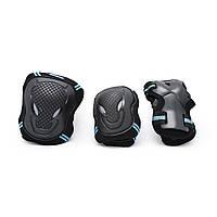 Набор спортивной защиты для ребенка Micro 38, защита наколенники налокотники детские, комплект детской защиты