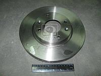 Диск тормозной HYUNDAI SONATA IV передний, вент. (Производство TRW) DF4710