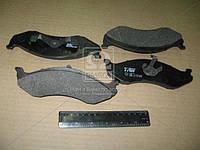 Колодка тормозной JEEP, KIA передний (Производство TRW) GDB1153