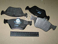 Колодка тормозной OPEL OMEGA B передний (Производство TRW) GDB1166
