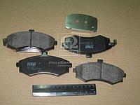 Колодка тормозной HYUNDAI ELANTRA, MATRIX передний (Производство TRW) GDB3378