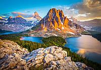 """Кастор пазлы 1000 """"Национальный парк. Канада,""""68*47 /14/(С-103423)"""