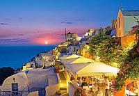 """Кастор пазлы 1000 """"Ночной Санторини. Крит,Греция""""68*47 /14/(С-101849)"""