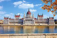 "Кастор пазлы 1000 ""Парламент, Будапешт""68*47 /14/(С-102211)"