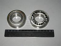 Подшипник 60206 (6206Z) (ХАРП) вал вентилятора ПАЗ, вал редукторного загрузочного шнека ДОН 60206