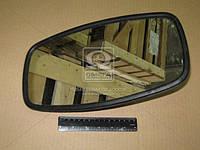 Зеркало боковое КАМАЗ 320х170 плоское металлический корпуса и крепления (производитель Россия) 5320-8201020