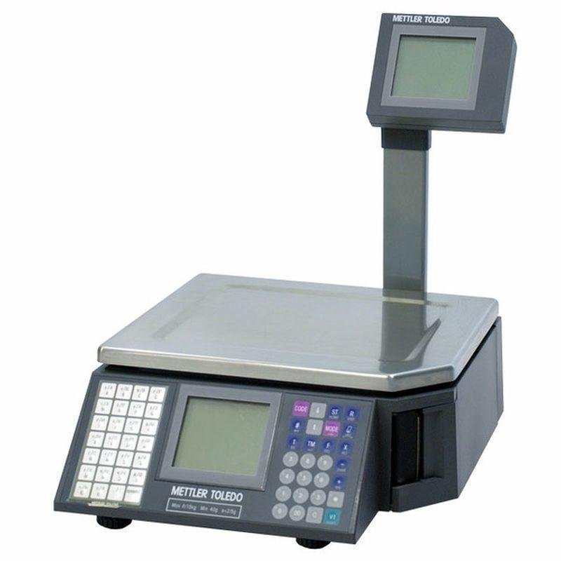 Весы с печатью этикетки Mettler Toledo Tiger 3600 бу
