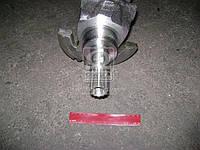 Вал коленчатый Д 245.5, 12С (МТЗ, ЗИЛ) под шлицов (производитель ММЗ) 245-1005015-А