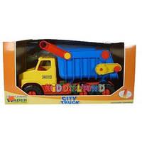 """Авто """"City truck"""" (5 моделей), в кор. 52*26см, ТМ Wader (6шт)(32600)"""