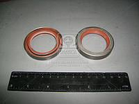 Сальник ступицы передней ВАЗ 2101 40х57х10 красный с пружиной (производитель БРТ) 2101-3103038Р