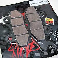 Колодки для дисковых тормозов ZH 125