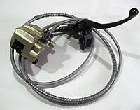Гидравлические задние тормоза комплект GY6-50/80/125/150