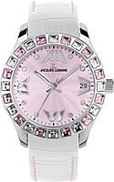 Часы JACQUES LEMANS 1-1571Q кварц. (Swarovski)